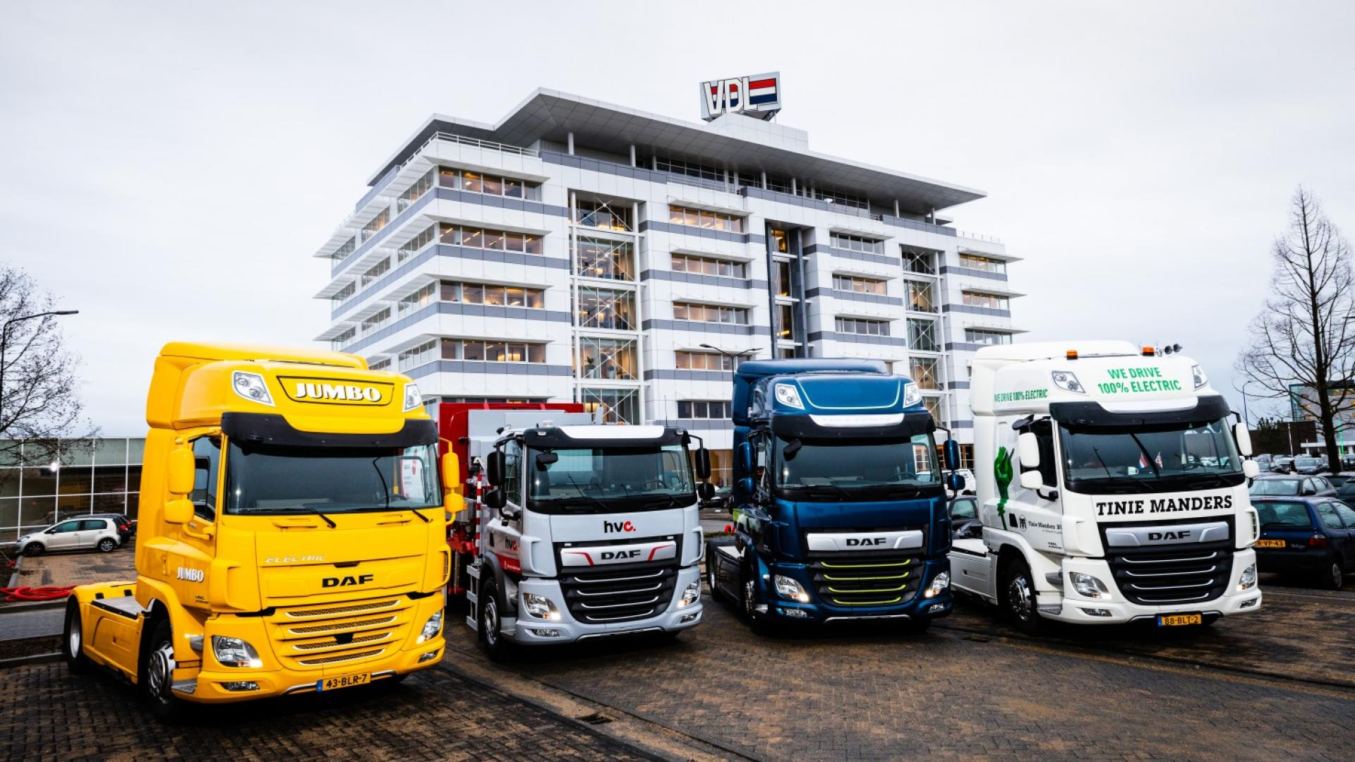 Progress in charging infrastructure opens up new avenues for DAF CF Electric VDL E-Power