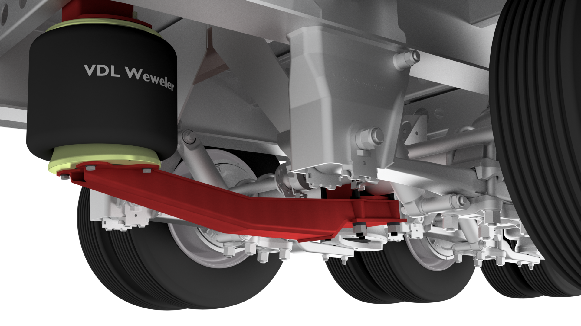 Inventive Axle Lift Devices (Global Trailer 49)